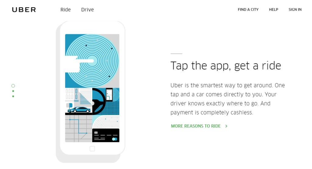 Uber vs portal value