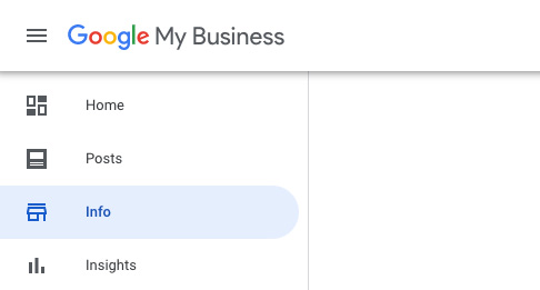 Google My Business COVID-19