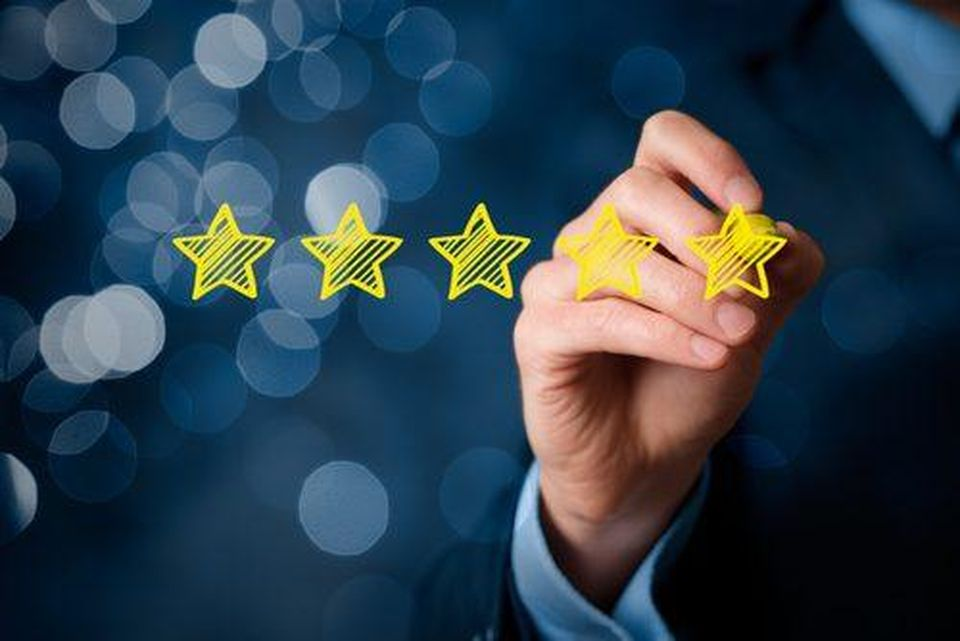 good patient reviews help grow a practice
